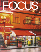 Focus magazine cover, November 2011